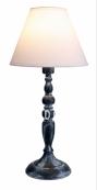 Светильник MOVITZ LAMP, 42 см, черный мрамор