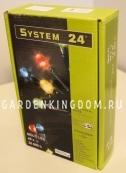 Гирлянда сосульки-расширение, 3 м, теплый белый, серия SYSTEM 24