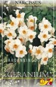 Нарцисс мелкокорончатые  GERANIUM, 5 шт