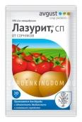 Лазурит, препарат для борьбы с сорняками на картофеле (гербицид), 20 г