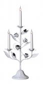 Светильник ROSETTA-3, 54 см, белый