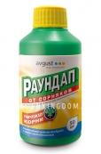 Раундап Monsanto, универсальный препарат для борьбы с сорняками (гербицид), 50 мл