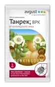 Танрек, препарат для борьбы с колорадским жуком (инсектицид), 1 мл