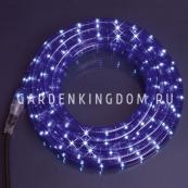 Светящийся провод ROPELIGHT, 9 м, фиолетовый