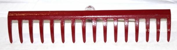 Грабли 16 зубцов, ширина 40 см