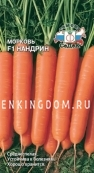 Морковь Нандрин F1, 100 шт.