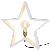 Светильник декоративный LYSeKIL, 52 см, патрон Е27, белый