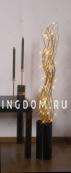 Светильник  ива WILLOW DELUX, 115 см, золотой