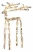 Фигура ICY DEER, 20 см, желтый