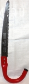 Пила с прямым полотном  и U-образной трубчатой ручкой, длина 300 мм