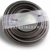 "Шланг садовый NTS SHINE BLACK  30 bar, диаметр 5/8"" (15 мм), длина 25 м"