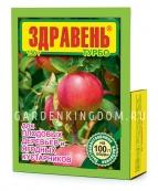Удобрение Здравень турбо для плодовых деревьев и ягодных кустарников, 150 г.