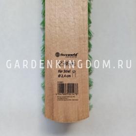 Щетка уличная без черенка, дерево, синтетика, ширина 40 см