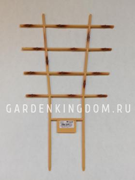 Опора для растений, шпалера, пластик, высота 34 см, ширина 21 см