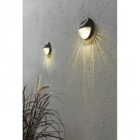 Светильники FENCY Solar energy для подсветки здания, 3 штуки, диаметр 11 см