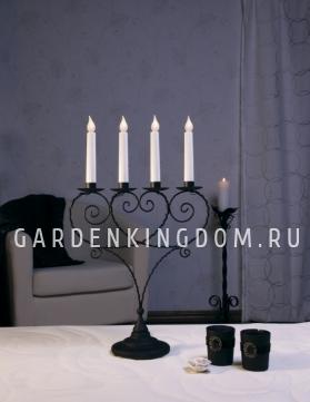 Светильник LOVELY, 50 см, черный