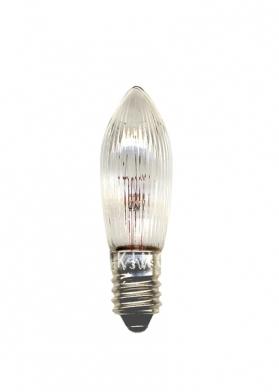 Лампочка 34 V (Вольта), 3 W (Ватта),  патрон Е10, 3 шт