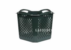 Корзина для хранения овощей и фруктов садовая, для дачи, пластик