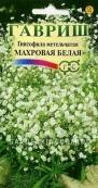 Гипсофила метельчатая  Махровая белая,  0,1 г.