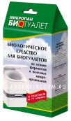 Микропан Биотуалет, биологическое средство для биотуалетов, 10 шт.