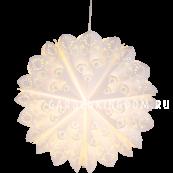 Звезда-подвес GLIMMA, 60 см,  белый