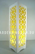 Светильник интерьерный МАДРИД, 34 см, желтый