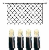 Сетка-расширение, 2 м, теплый белый,  серия SYSTEM LED