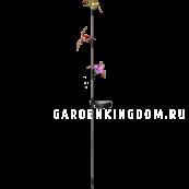 Садовый светильник KOLIBRI Solar energy, 3 лампы, 90 см