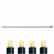 Гирлянда провод-расширение ROPE, 6 м, теплый белый, серия SYSTEM 24