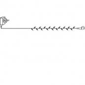 Провод-стартовый, 10 м, дневной белый, серия SYSTEM DECOR