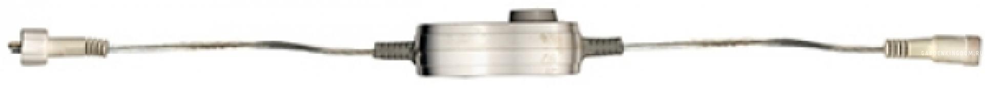 Регулятор электрической мощности - диммер, 0,5 м, прозрачный провод, серия SYSTEM DECOR
