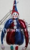 Клоун подвесной малый с бусинами