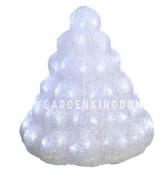 Фигура Снежные комки, 35 см, белый