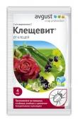 Клещевит, биологический препарат для борьбы с клещами на различных культурах (инсектицид), 4 мл
