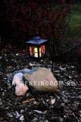 Садовый светильник Фонарь Solar energy, 58 см