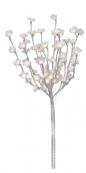 Букет с цветами BLOSSOM,  50 см, белый
