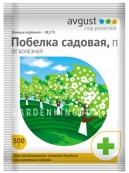 Садовая побелка, средство для защиты стволов деревьев от солнечных ожогов, 500 г