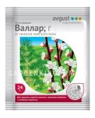 Валлар, препарат для защиты от личинок майского жука (инсектицид), 24 г