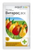 Витарос, препарат для защиты луковичных цветов от болезней (фунгицид), 2 мл