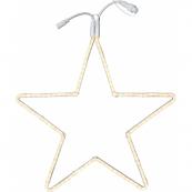 Звезда-расширение ROPELIGHT, 55 см, теплый белый,  серия SYSTEM LED