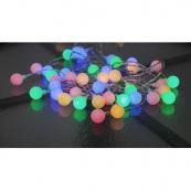 Гирлянда для улицы BERRY, 50 LED ламп, 7,35 м, разноцветный