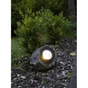 Садовый светильник ROCKY Solar energy, 16 см
