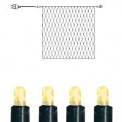 Гирлянда сетка-стартовая, 192 лампочки, 3 метра, теплый желтый, серия SYSTEM EXPO