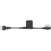 Провод-стартовый, 3,3 м, черный провод, серия SYSTEM 24