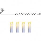 Гирлянда провод-стартовый, 10 м, теплый белый,  серия SYSTEM DECOR
