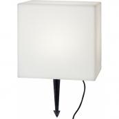 Светильник светящийся куб GARDENLIGHT для улицы, 30,5 см