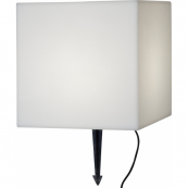 Светильник светящийся куб GARDENLIGHT для улицы, 38 см