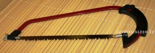 Ножовка, длина 510 мм
