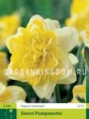 Нарцисс махровый  SWEET POMPONETTE, 20 шт
