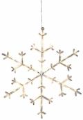 Подвес Снежинка ICY STAR, 45 см, белый